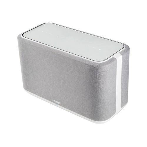 White Bundle HEOS 3 Wireless Speaker Denon AVR-X3600H Receiver