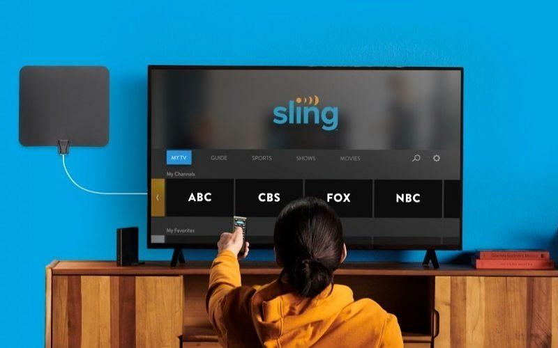 Sling Tv Now Integrates Ota Broadcasts On Lg Tvs Hometheaterreview