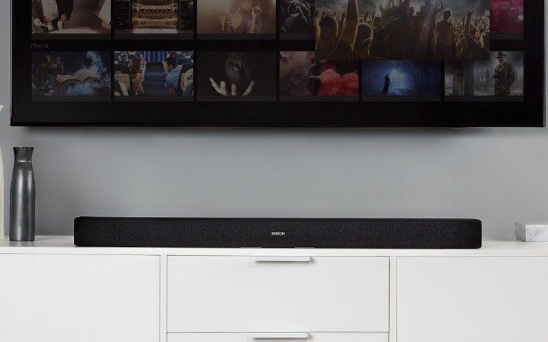 Denon DHT-S216 Soundbar Reviewed - HomeTheaterReview