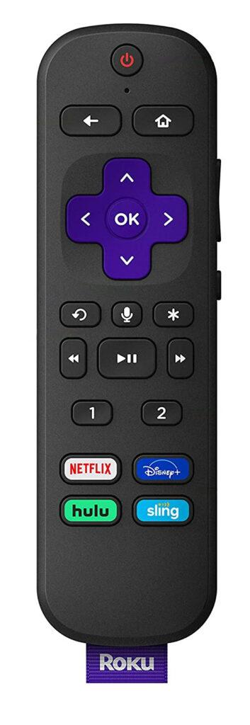 Roku Ultra Model 4800R remote