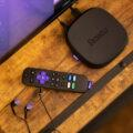 Roku Ultra Model 4800R with Remote