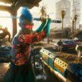 Cyberpunk 2077 Gun to a Knife Fight