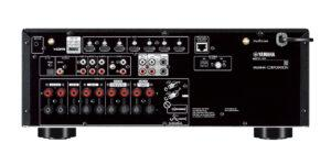Gorgeous new styling and enhancement room correction capabilities make Yamaha's new $600 AVR an absolute standout in its class.