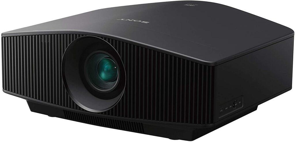 Sony's latest laser-based 4K projector impresses with its stellar raw image performance, but ultimately falls a bit behind the competition in how it handles HDR video sources.