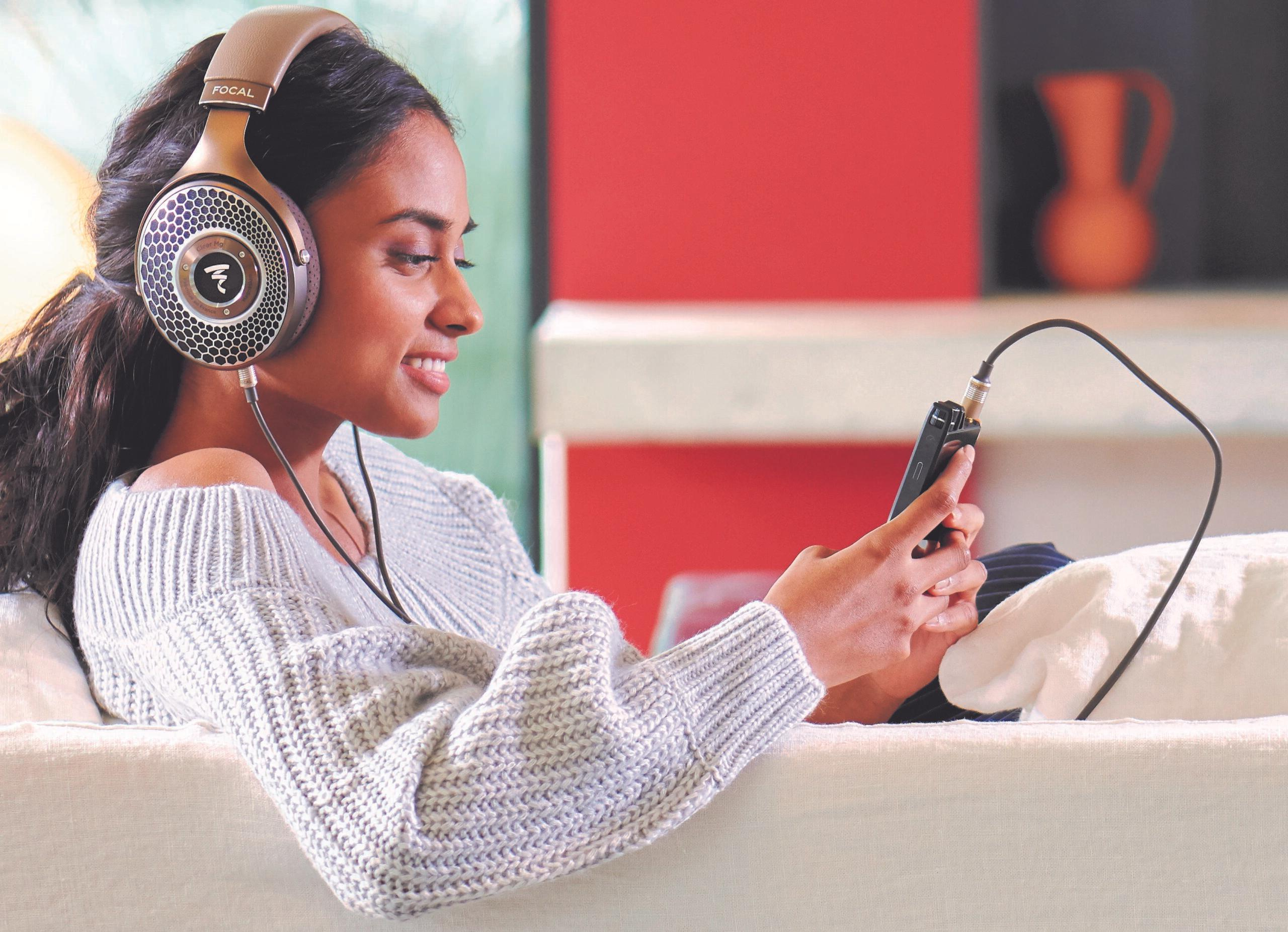 Focal, the French audio brand, says the headphones have a promising new design that will provide an improved, detailed sound.