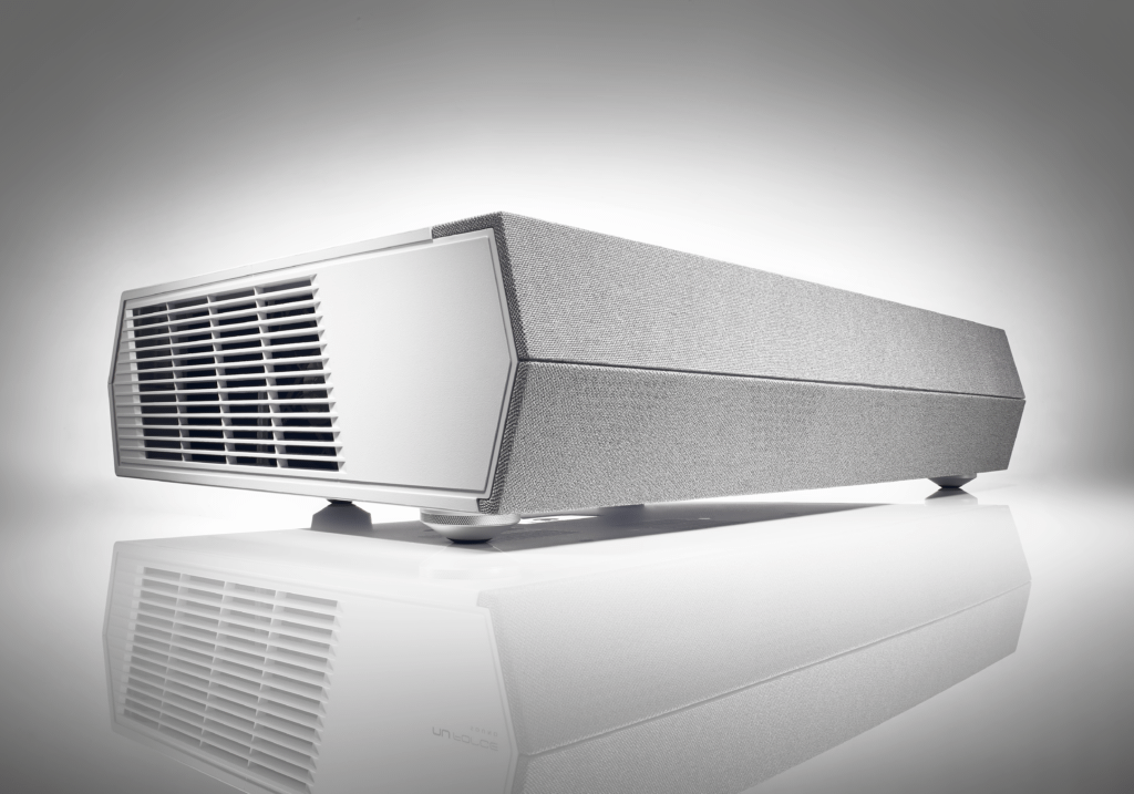 The Optoma CinemaX P2 is an attractive alternative to a TV or traditional projector, both in terms of its picture and its form factor.