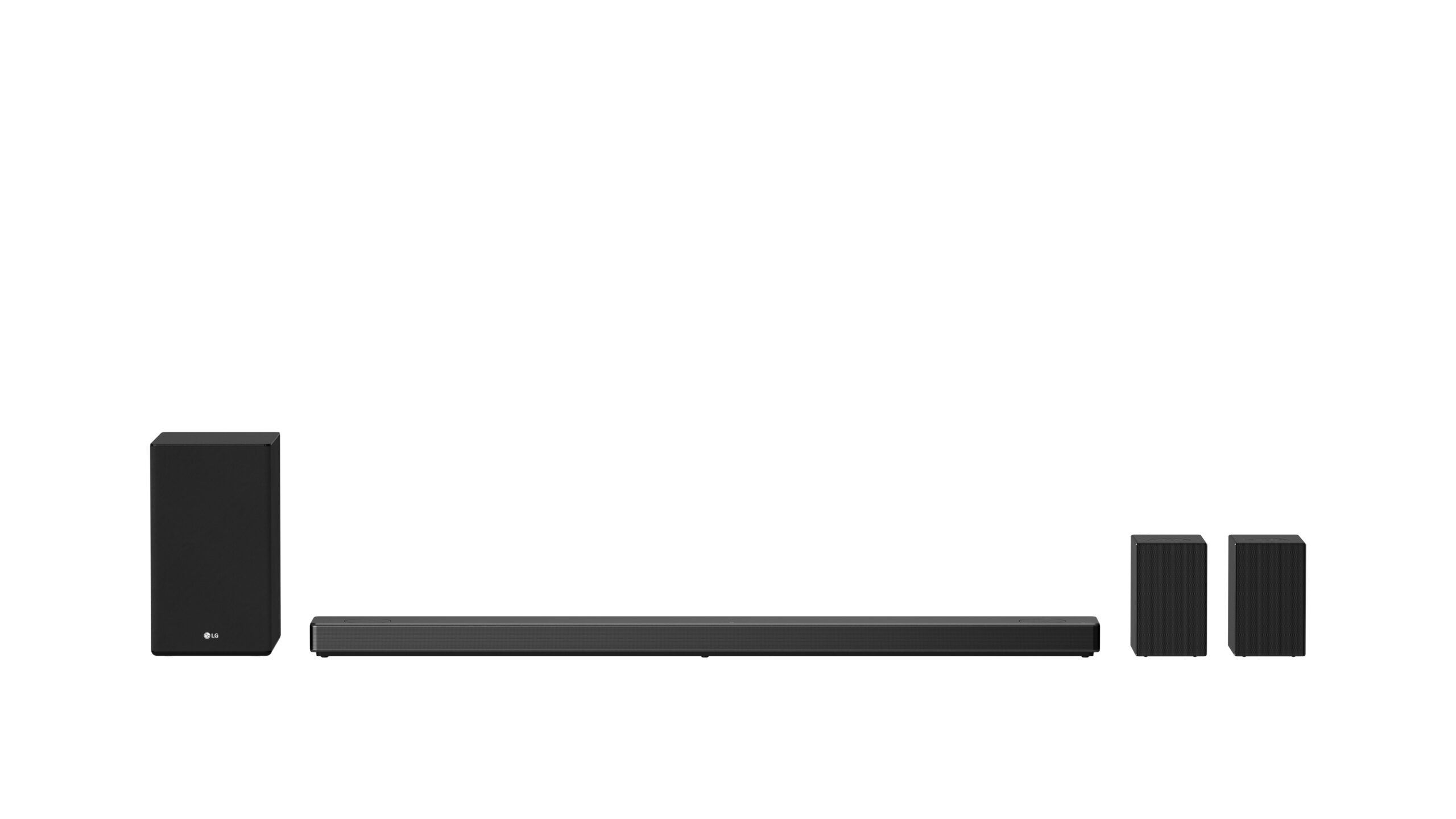 LG hits all the right notes with this Meridian-tuned 7.1.4 soundbar - it's loaded with features and delivers one of the most immersive listening experiences we've heard from a soundbar system.