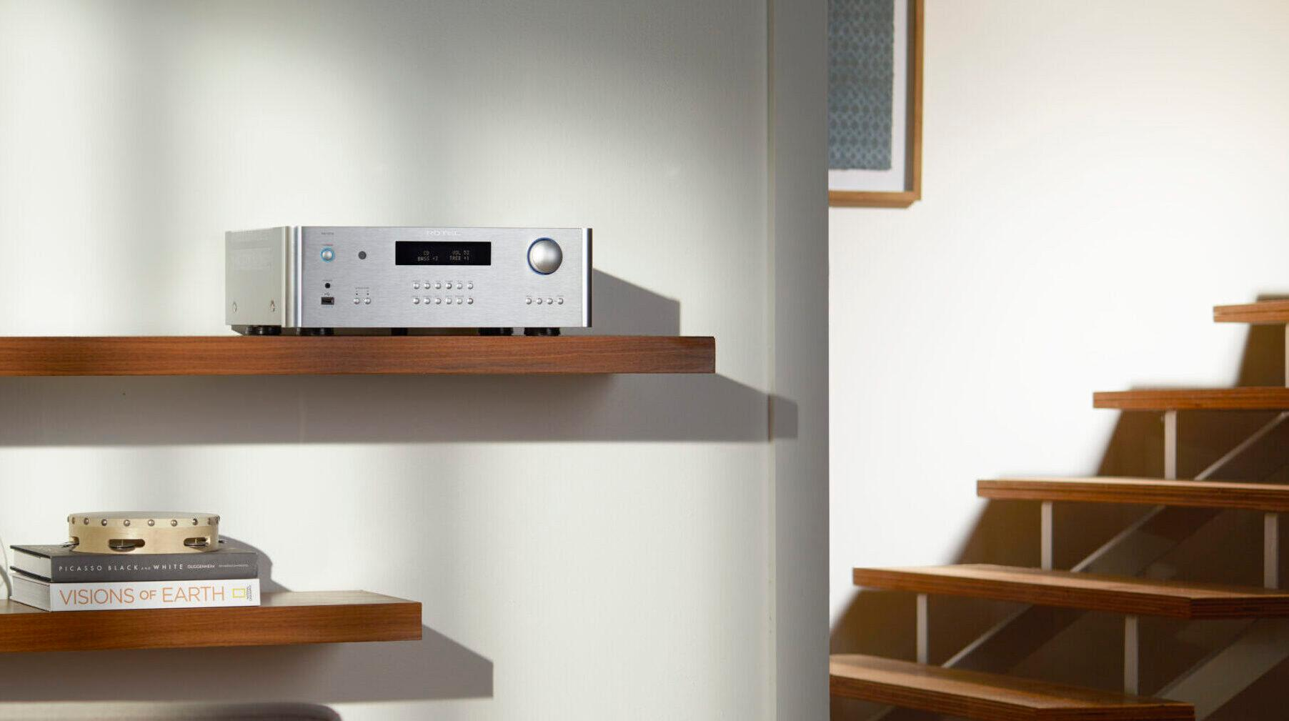 The Rotel RA-1572 has it where it counts - Dennis thinks it might be the the Millennium Falcon of integrated stereo amplifiers. Read on for more.