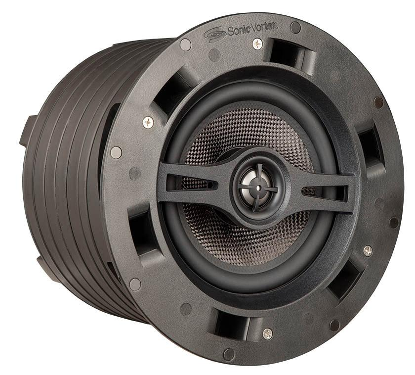 """Beale Street Audio's """"Sonic Vortex"""" claims to be a revolutionary take on the architectural speaker backbox. But does it work?"""