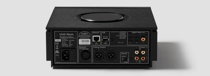 Naim announces the latest addition to their Uniti Atom line, a model optimized for usage with headphones.