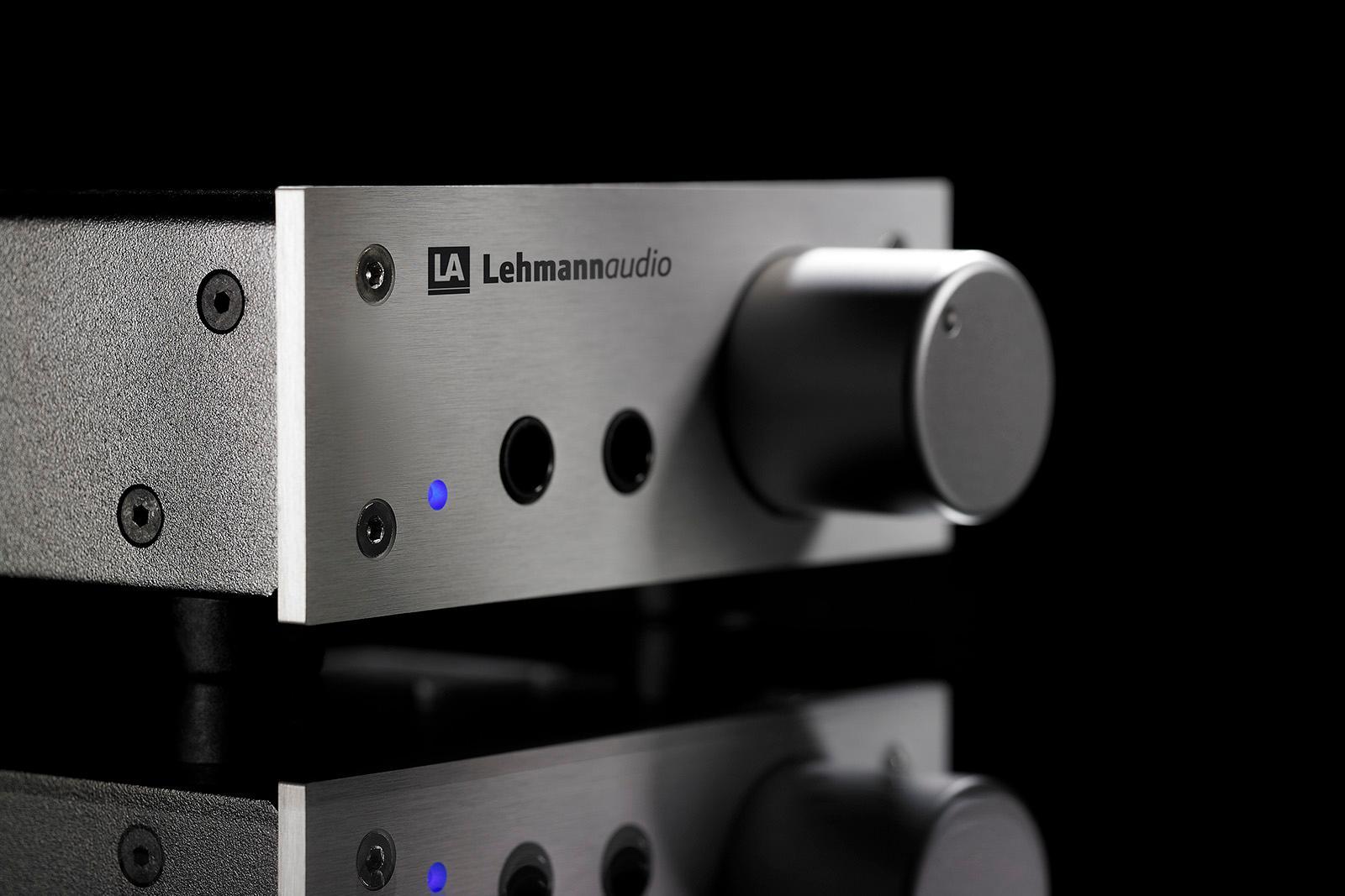 Lehmannaudio's Linear USB II headphone amp/DAC/preamp is a minimalist gem that sounds incredible.