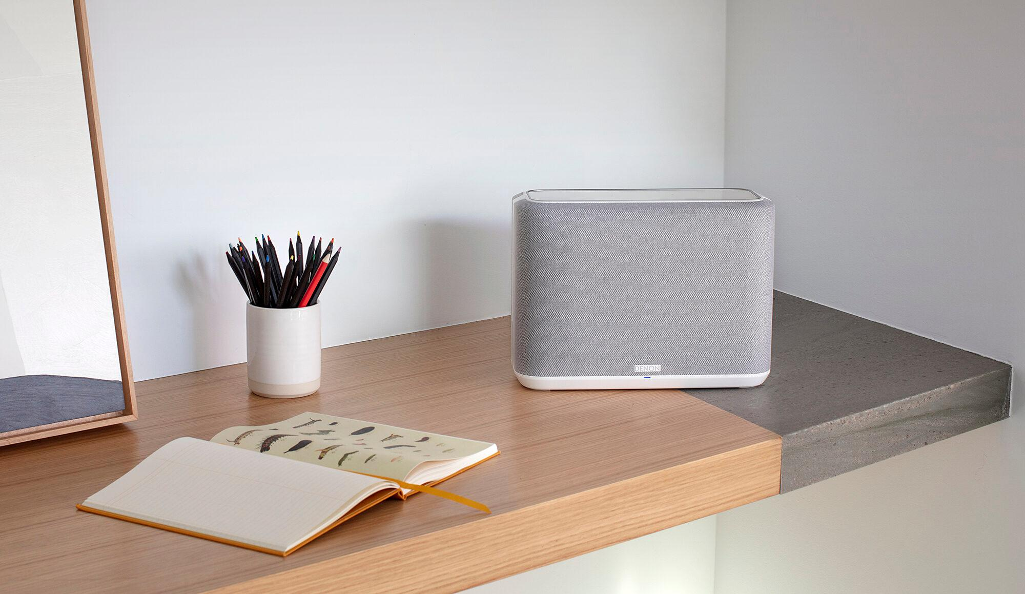 The current generation of Denon Home wireless speakers brings improved performance to the HEOS platform and quality sound to every corner of your home.