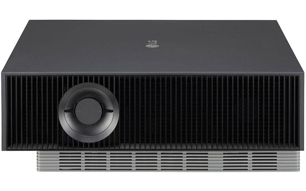 LG's latest DLP projector impresses with good overall image quality, features, and video processing capabilities at its price.