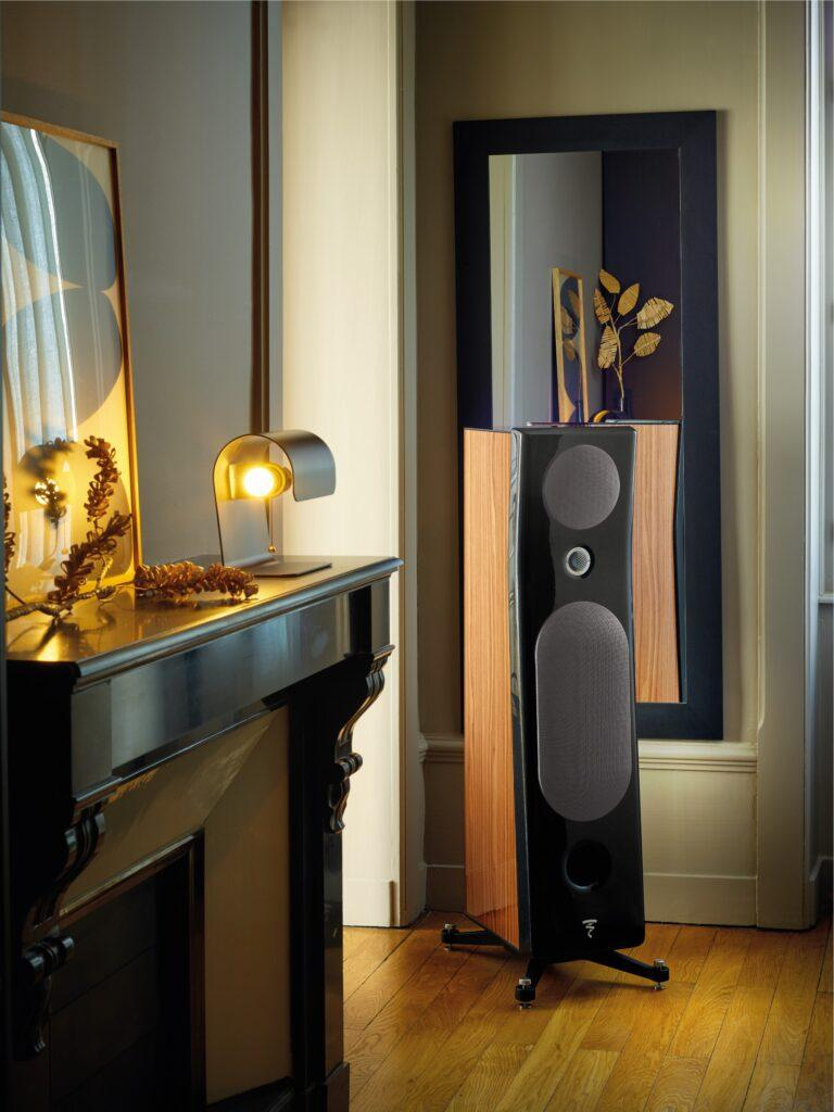 Focal's Kanta series speakers are full of trickle-down tech from the company's Utopia and Sopra series and feature beautiful cabinets at a fraction of the price.