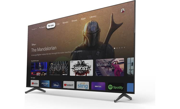 Find out why the Sony X90J is rated one of 2021's best mid-range 4K TVs.