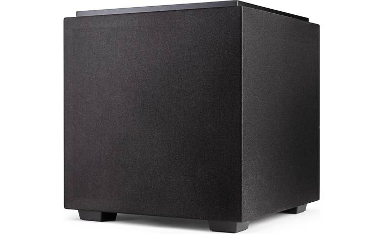 """With the Descend series of 8"""", 10"""", 12"""", and 15"""" subwoofers, Definitive Technology offers great low-frequency impact to meet performance demands in any size room."""