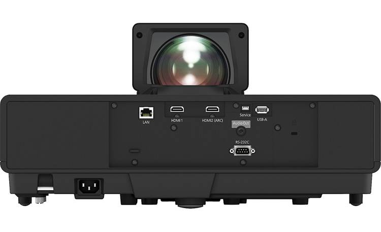 The Epson LS500 Laser Projection TV proves it's one of the absolute best UST projector options currently on the market.