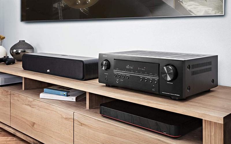 Denon Introduces Updated and Upgraded S-Series Receivers