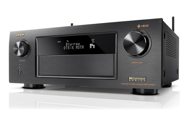 Denon AVR-X4400H AV Receiver Reviewed