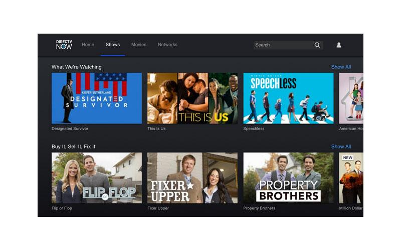 Direct Tv Internet Review >> DirecTV NOW Internet TV Service Reviewed
