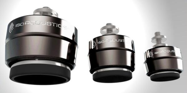 Isoacoustics Gaia Acoustic Isolation Feet Reviewed