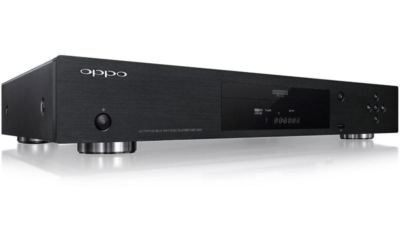 OPPO Digital UDP-203 Ultra HD Blu-ray Player Reviewed