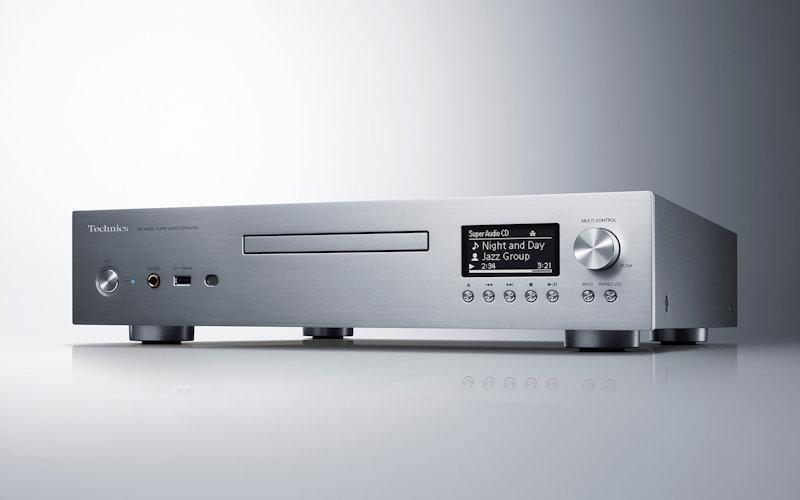 Technics SL-G700 Network/SACD Player Reviewed