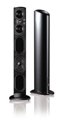 Definitive Technology Mythos ST Super Towers Reviewed
