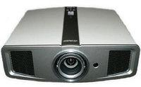 JVC DLA-HD100 1080P 3-Chip D-ILA Front Projector Reviewed