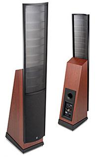MartinLogan Purity Hybrid Electrostatic Loudspeaker Reviewed