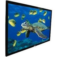 Elite Screens ezFrame Fixed Frame Projection Screen Reviewed