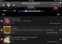 Bowers & Wilkins Launches Social Airplay App: the Zeppelin Air App