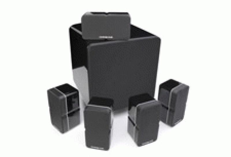 Cambridge Audio Minx S325 5.1 Surround Sound Speaker System Reviewed