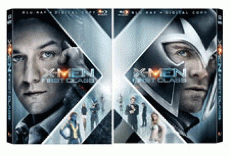 X-Men: First Class Comes to Blu-ray