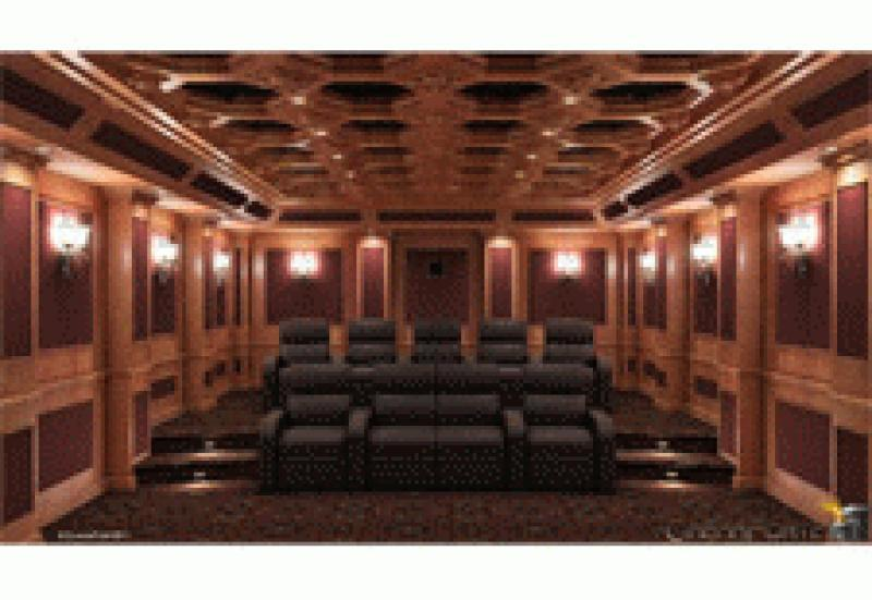 CinemaForte Offers Pre-Designed Theater Rooms