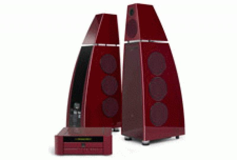 Meridian Audio Releases Limited Edition Anniversary Sound System