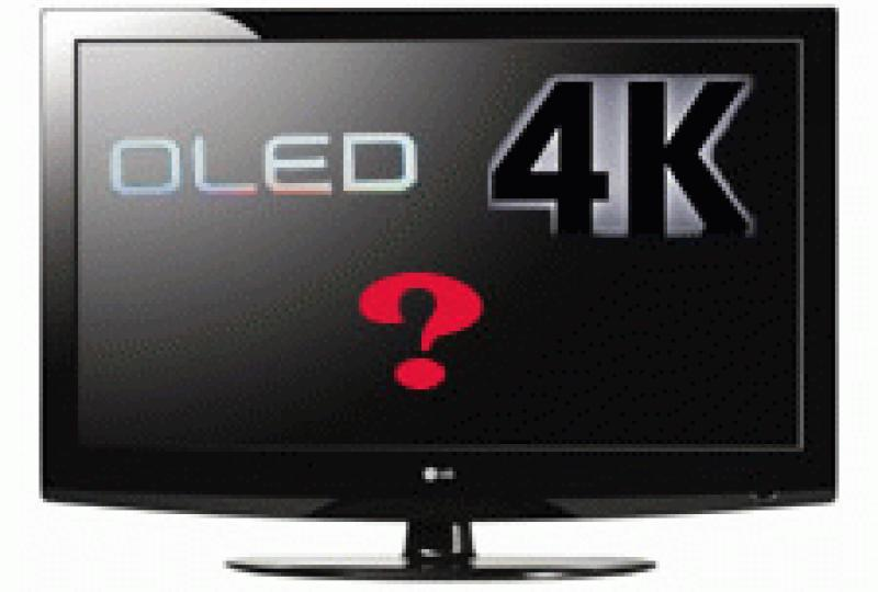 What Technology Will Save HDTV: OLED or 4K And At What Price?