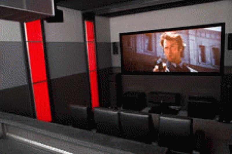 Auralex Goes Big for Texas Home Theater Installation