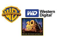 Fox, Warner Bros, SanDisk, and Western Digital to Advance Digital Ownership of High Definition Movies