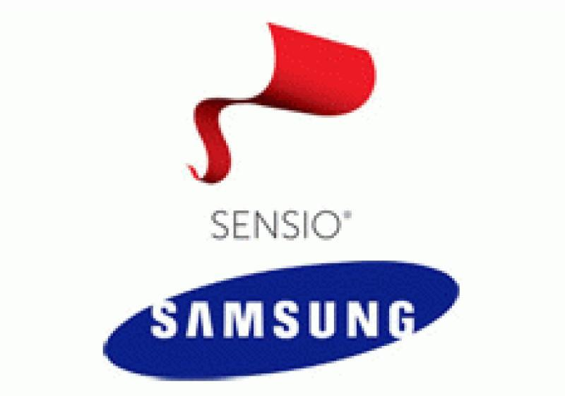 Samsung and Sensio Reach Patent Agreement
