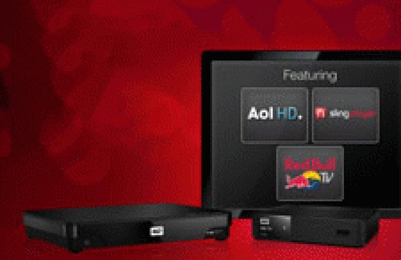 WD TV Media Player Delivers More Content