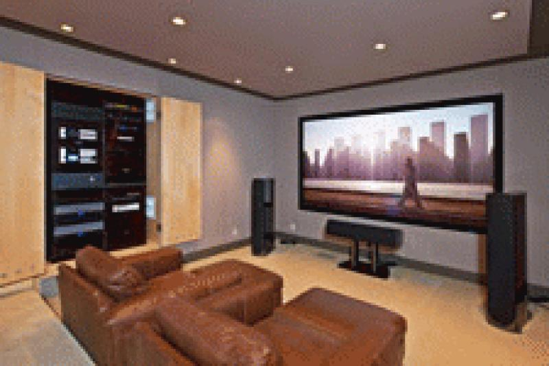 Do Home Theaters Actually Help Sell Homes In Today's Real Estate Market?