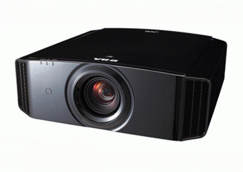 JVC DLA-X90RBU D-ILA 3D Front Projector Reviewed
