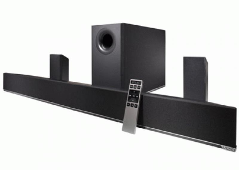 Vizio Ups the Home Theater Ante with New Soundbars Debuting at CES 2013