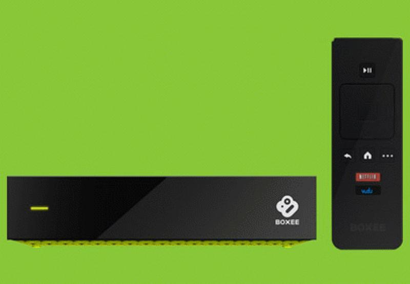 Boxee TV Streaming Media Player