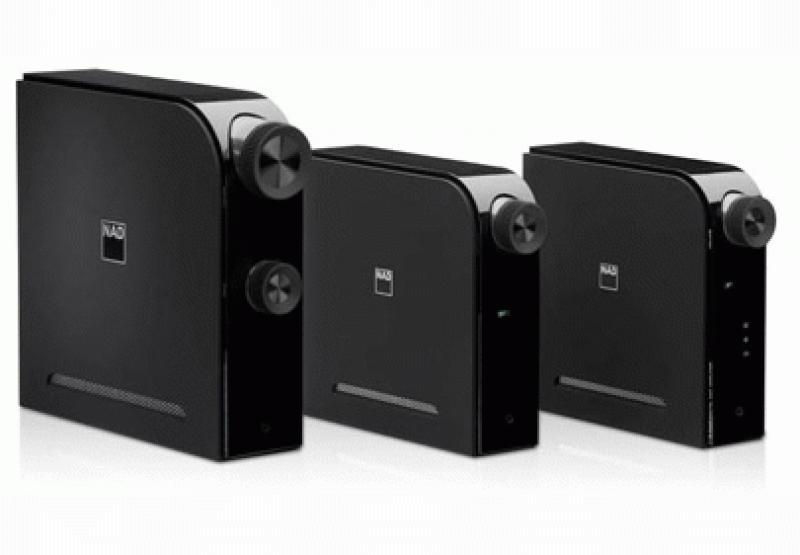 NAD Announces Trio of Digital Audio Products