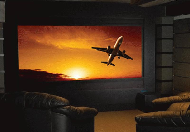 Stewart Filmscreen Introduces Cinemascope and 4K Screens