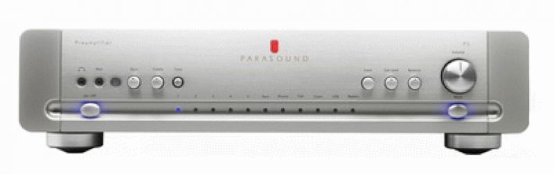 Parasound Halo P 5 2.1-Channel Preamplifier