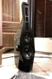 Lawrence Audio Double Bass Speaker
