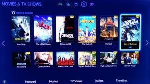 Smart Hub Movies and TV